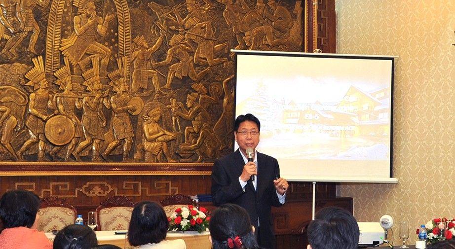 Richard Lam EB5 United EB-5 Visa Seminar Vietnam (1)