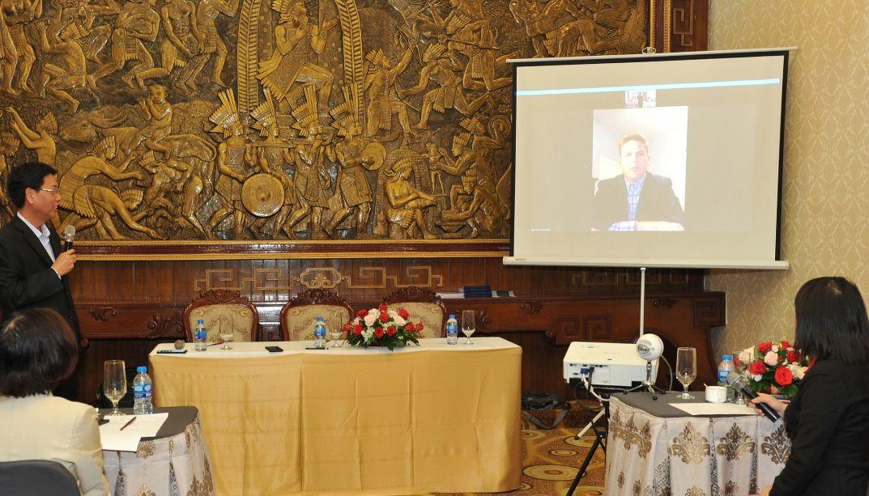 Richard Lam EB5 United EB-5 Visa Seminar Vietnam (2)