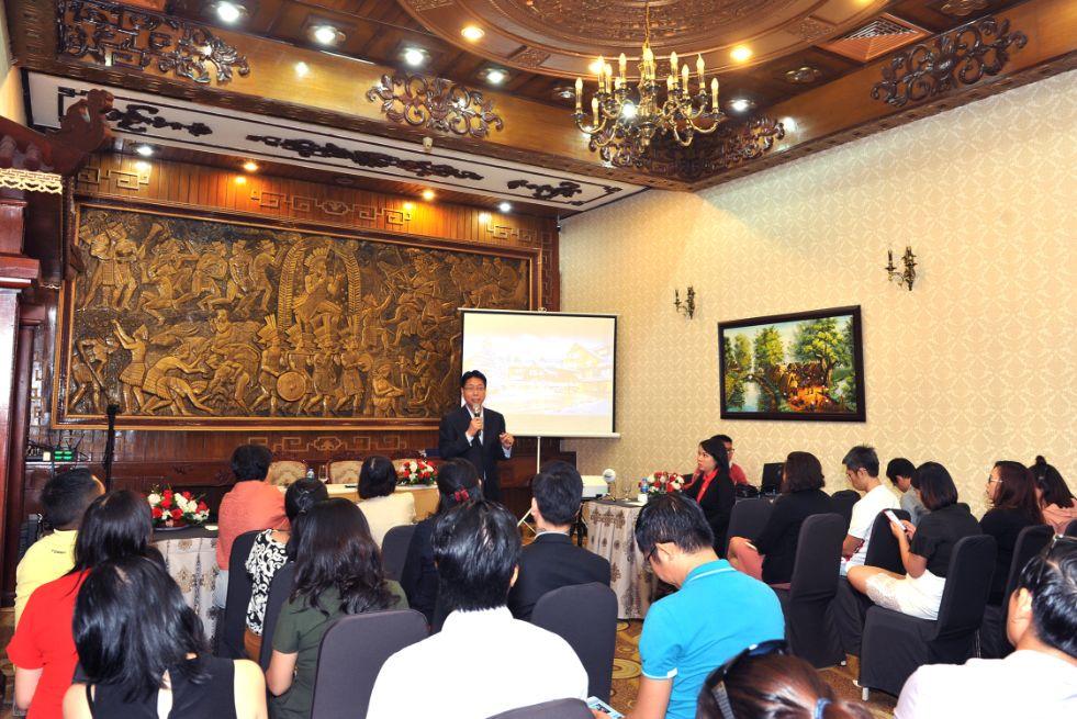 Richard Lam EB5 United EB-5 Visa Seminar Vietnam (4)