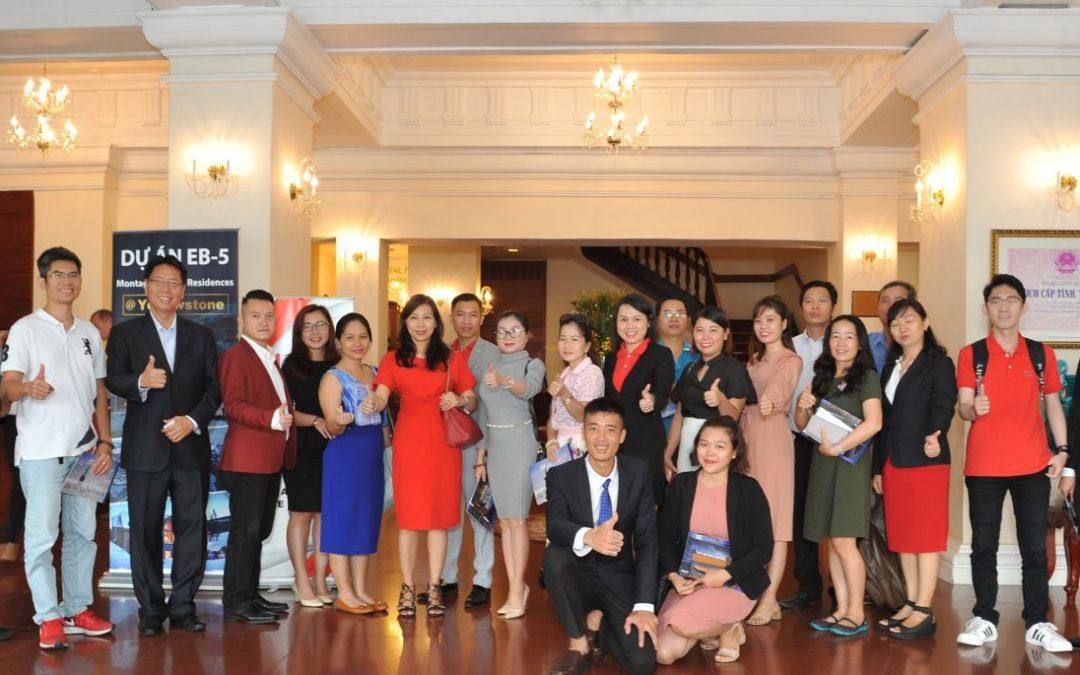 Richard Lam EB5 United EB-5 Visa Seminar Vietnam (6)