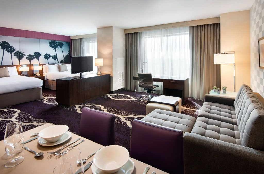 MARRIOTT RESIDENCE INN AND COURTYARD LA LIVE - EB5 United (30)